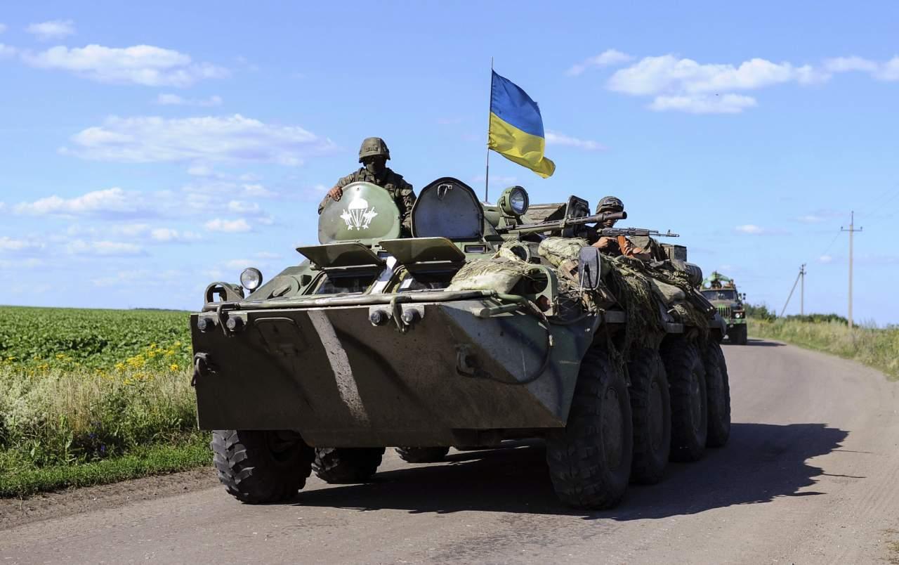 В АТО участились обстрелы позиций украинских военных
