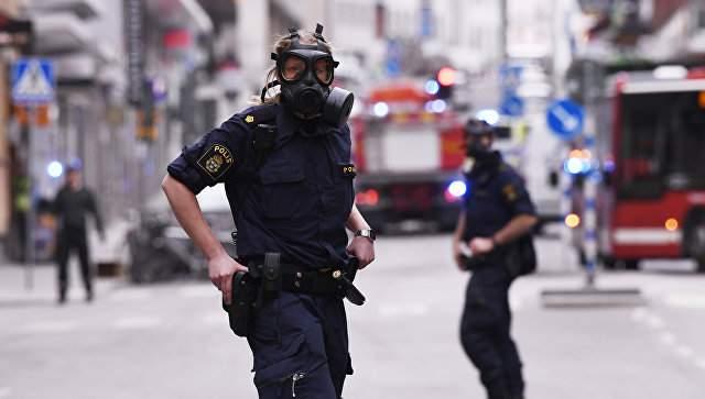 В Стокгольме неизвестный стрелял по людям: двое раненых
