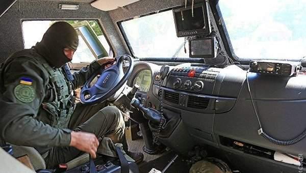В Национальной гвардии Украины созданы роты   для борьбы с пьянством среди военнослужащих