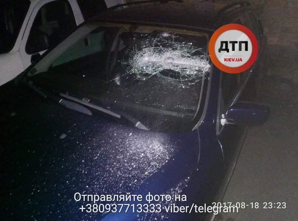 Криминальная столица: в Киеве совершено дерзкое преступление (Фото)