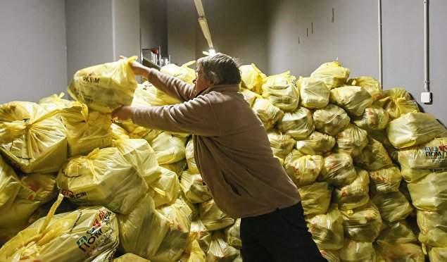 День гуманитарной помощи: количество нуждающихся среди украинцев 3,8 млн, - эксперт