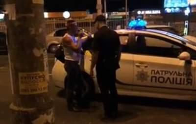 Стрельба в столице: Неизвестный пытался застрелить пассажира автобуса