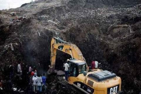 Оползень в Конго: Под завалами оказалось несколько сотен человек