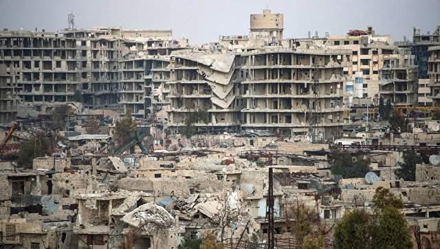 Международная ярмарка в Дамаске подверглась ракетному удару