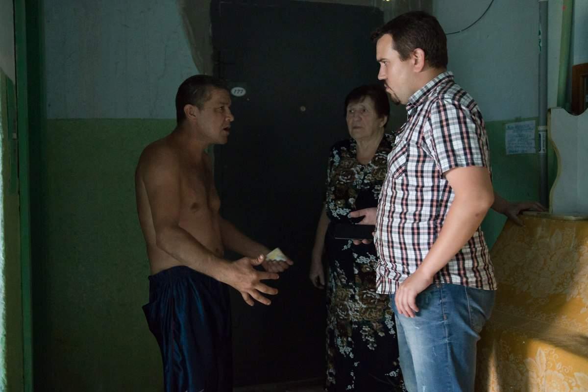 В Днепре труп  мужчины отравлял соседей 10 дней (фото)