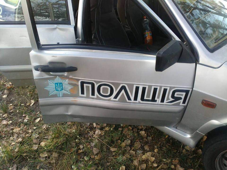 Пьяные гонки в столице: Как водитель пытался убежать от полиции (Фото)