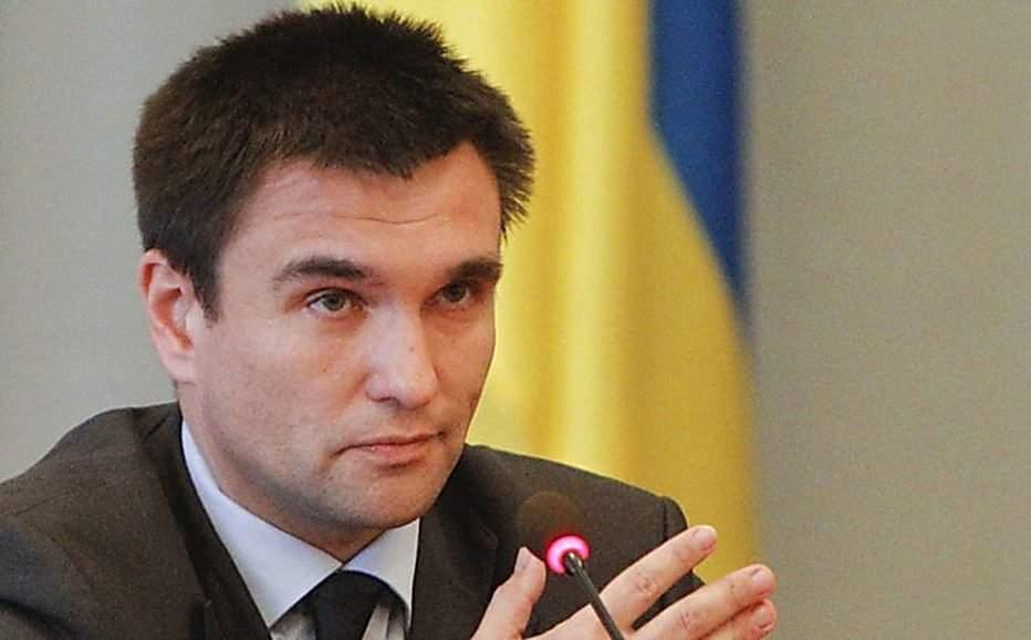 Климкин рассказал о целях грядущего телефонного разговора лидеров