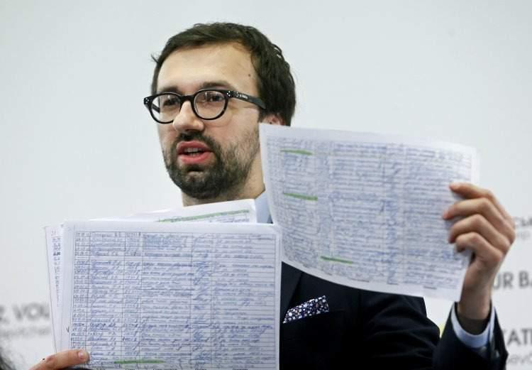 Лещенко: «Саакашвили и Шабунин - верхушка айсберга расправы над неугодными»