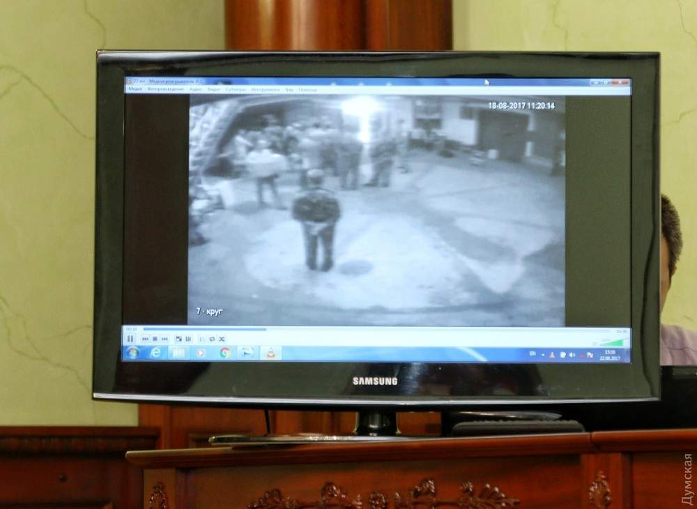 """""""Акция устрашения"""" в одесском СИЗО: Арестантов избивали ногами и дубинками (Видео)"""