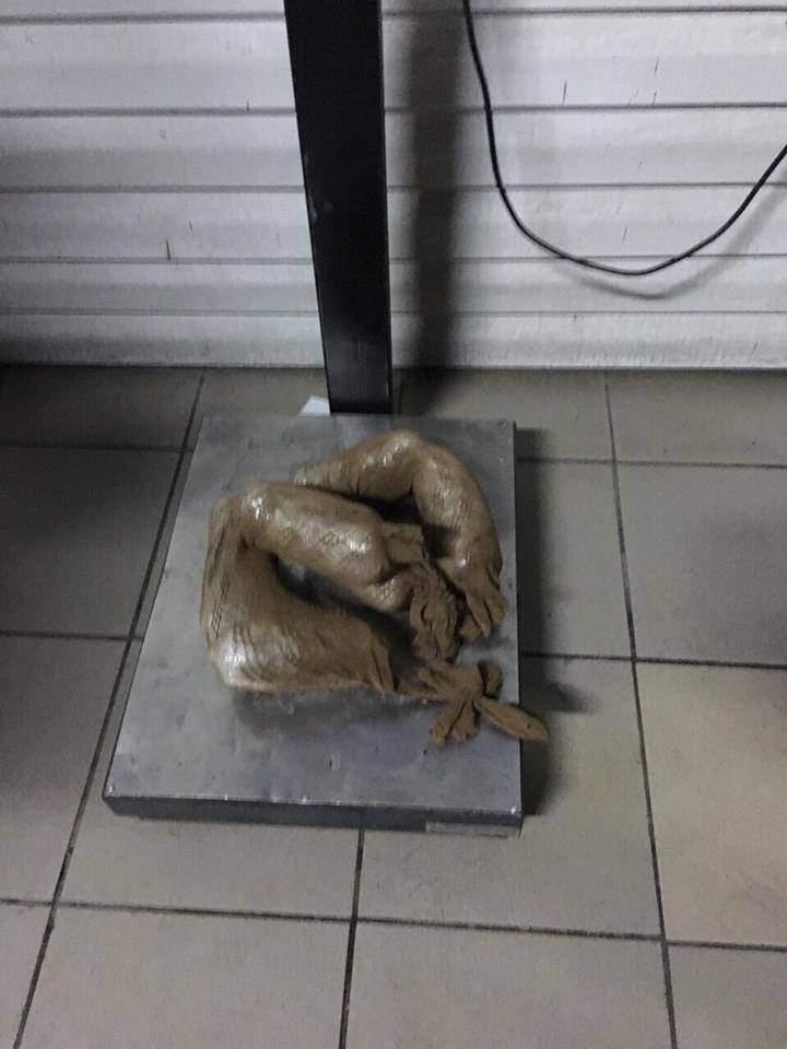 На Волыни служебный пёс «унюхал» наркотики  у владельца БМВ (видео)