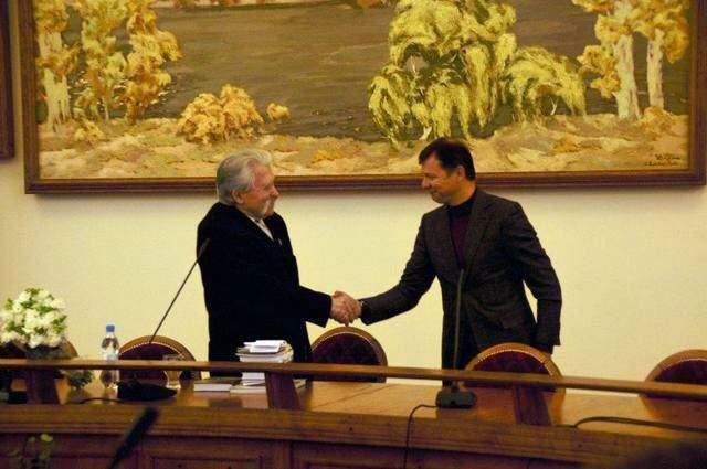 Ляшко поздравил с Днём рождения украинского диссидента