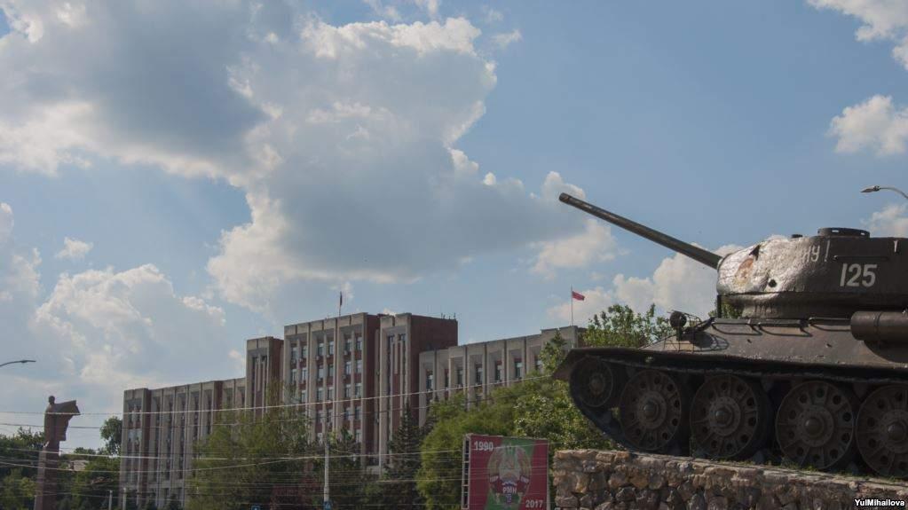 Россия отвергла предложение Молдавии о выводе