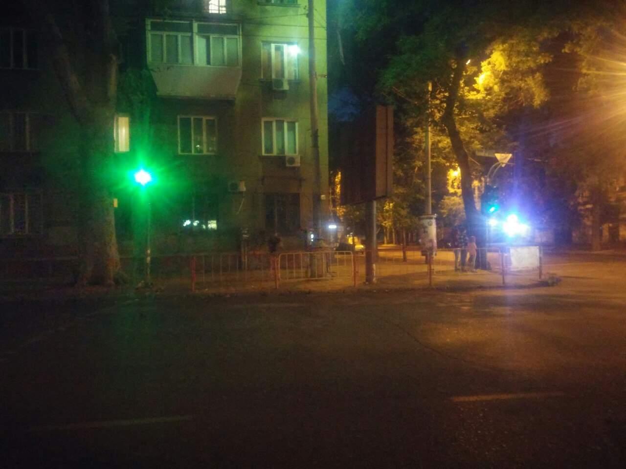В Одессе появился опасный перекресток (фото)