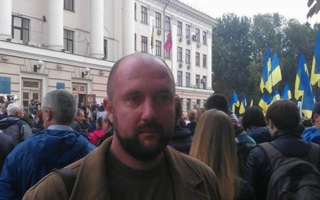 Стрельба в Запорожье: На активиста напали неизвестные (Фото)