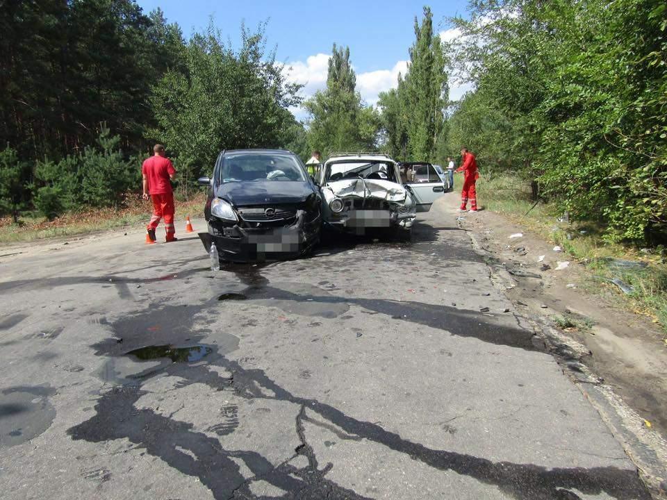 Страшное ДТП в Северодонецке: 10 пострадавших (Фото)
