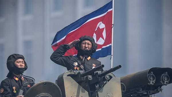 КНДР пустила в ход реактивную артиллерию и
