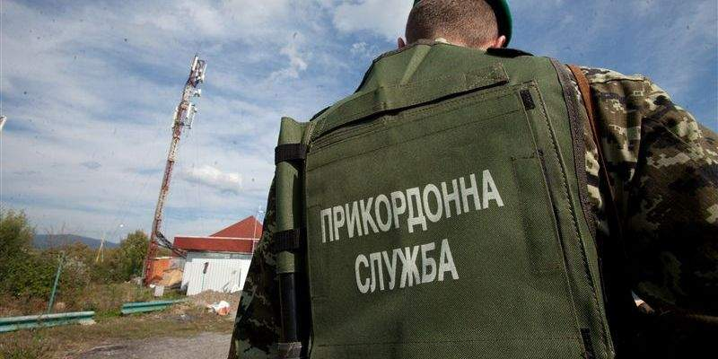 Трое людей с поддельными паспортами хотели пересечь украинскую границу