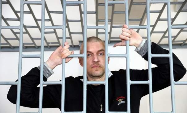 Украинского политзаключенного Клыха перевели в российскую больницу