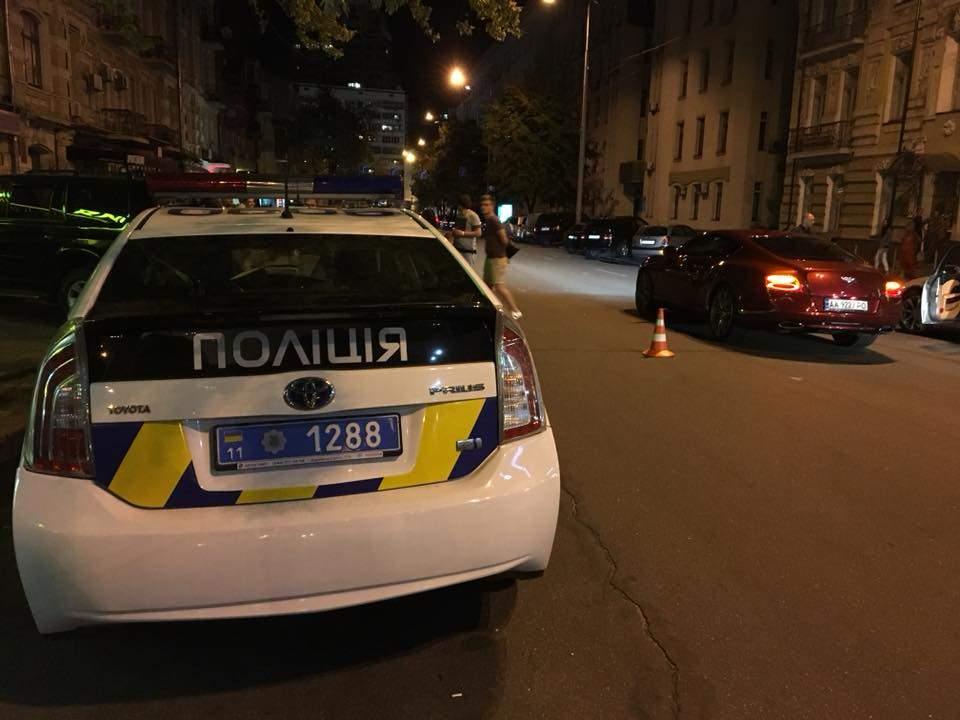 Виновником аварии с участием пешехода оказался сын депутата