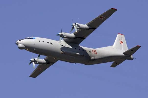 У границ Латвии заметили военные самолеты РФ