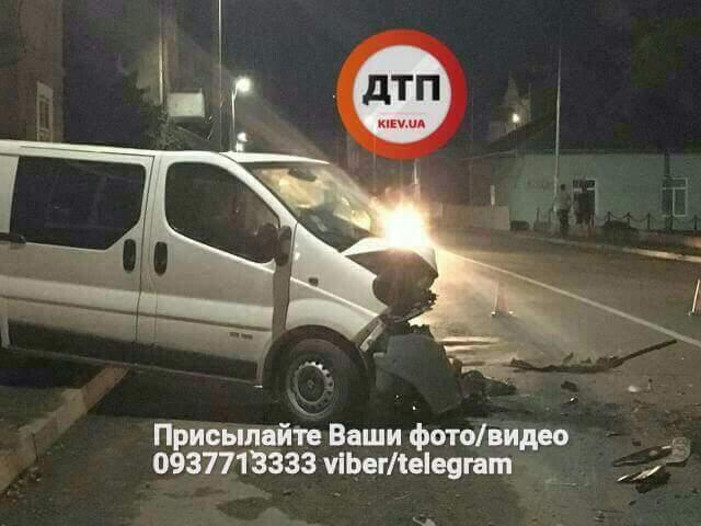 На Тернопольщине в результате ДТП погиб водитель (Фото)