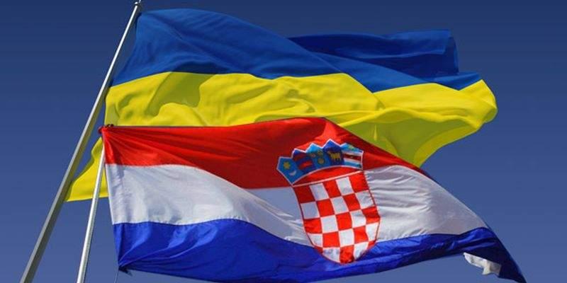 Делегация из Хорватии прибыла с рабочим визитом в украинскую столицу