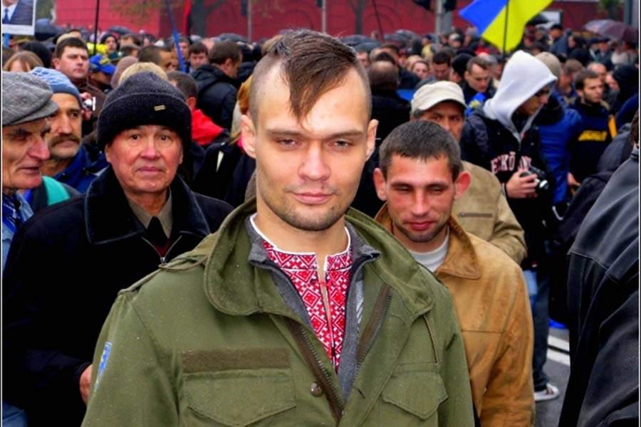 «Смутное дежавю»: в Киеве боец АТО Резниченко ударил главу ветеранской организации