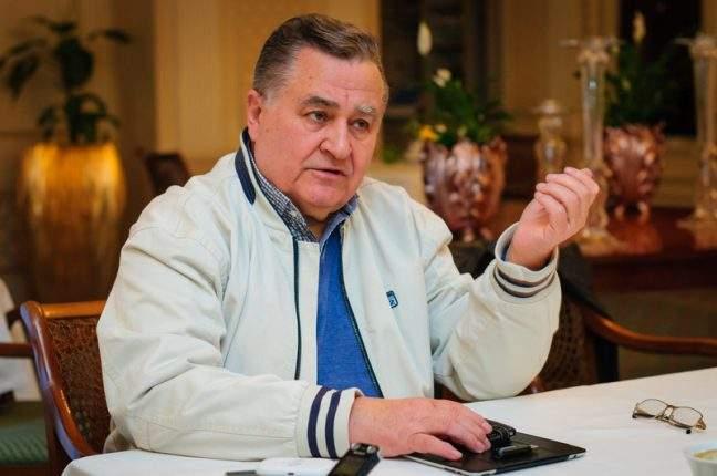 Марчук: