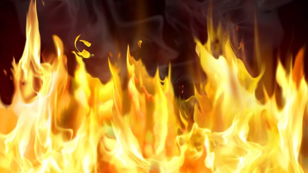 В Запорожье женщина случайно облила себя бензином и сгорела