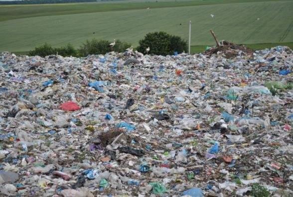 В Тернопольской области на мусорной свалке был найден труп ребенка
