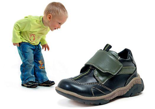 Покупаем красивую, удобную и «правильную» обувь для детей