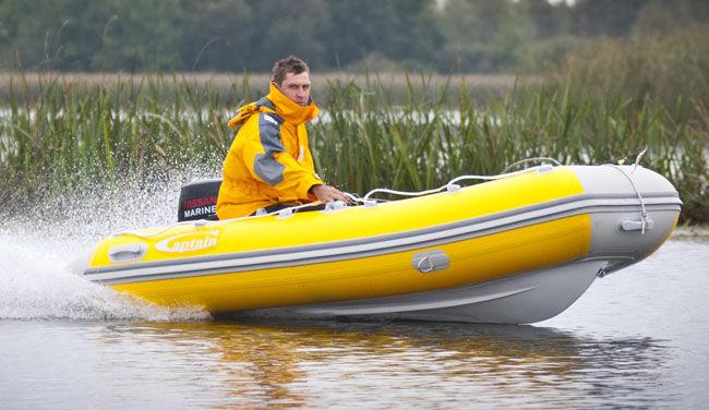 Качественный ремонт лодок и катеров
