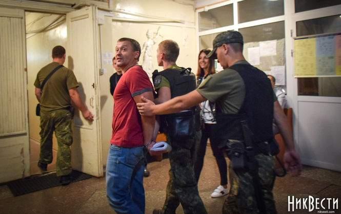 Лидера николаевской преступной группировки