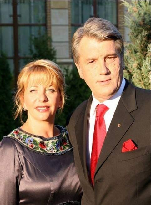 Экс-президент Украины трогательно поздравил супругу с Днём рождения