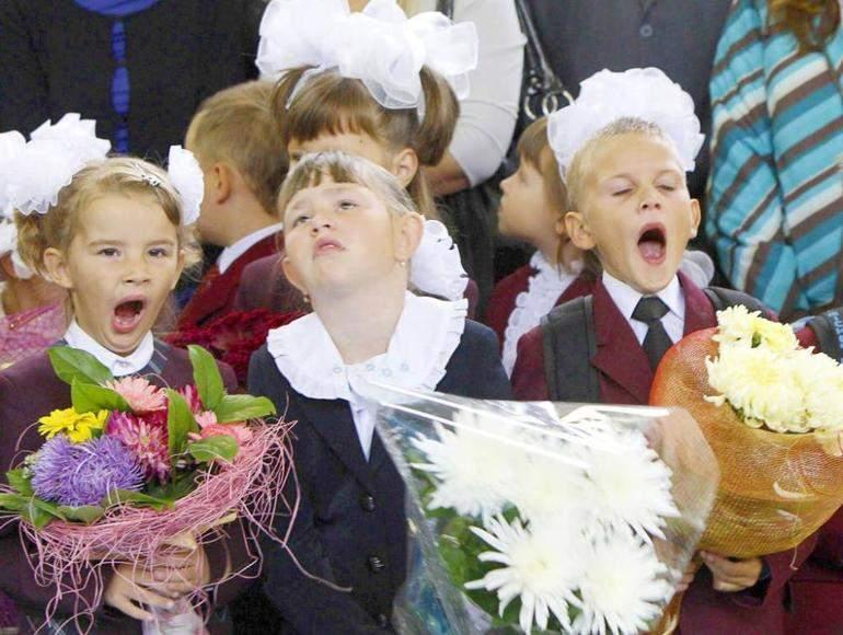 Нардеп посочувствовал школьникам в связи с началом учебного года
