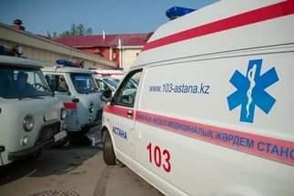 В Астане произошла серьёзная драка: Часть города оцепили полицейские
