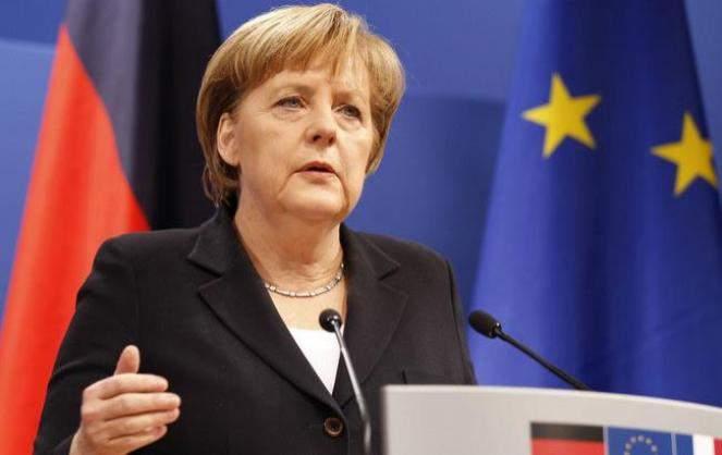 Меркель назвала условие для возобновления диалога с Россией