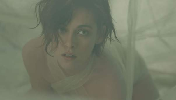 Кристен Стюарт снялась обнаженной в новой рекламе духов от Coco Chanel (видео)