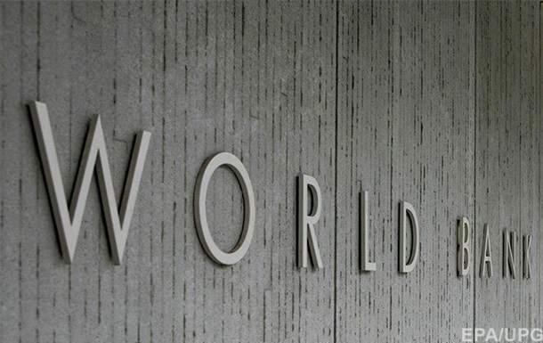 За последние 25 лет Всемирный банк инвестировал ,6 млрд в украинские проекты
