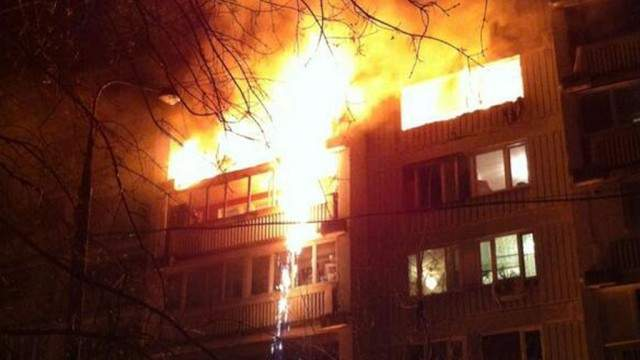 Взрыв в многоэтажном доме в Мариуполе: один человек погиб