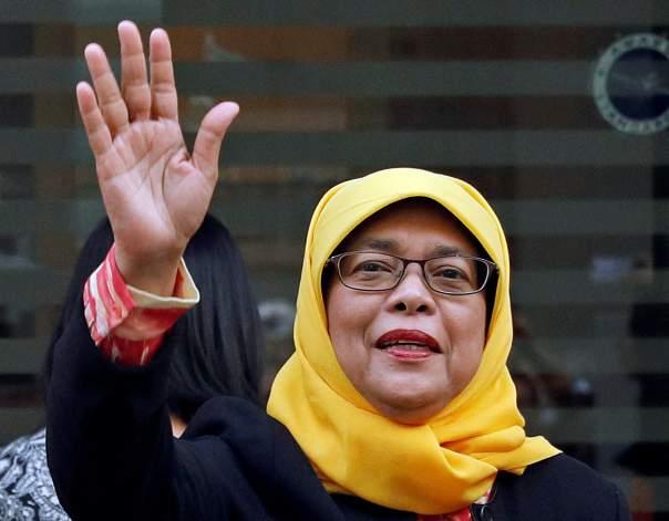 Главу Сингапура определили еще до проведения выборов