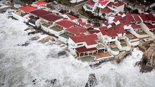 Число жертв страшного ураган