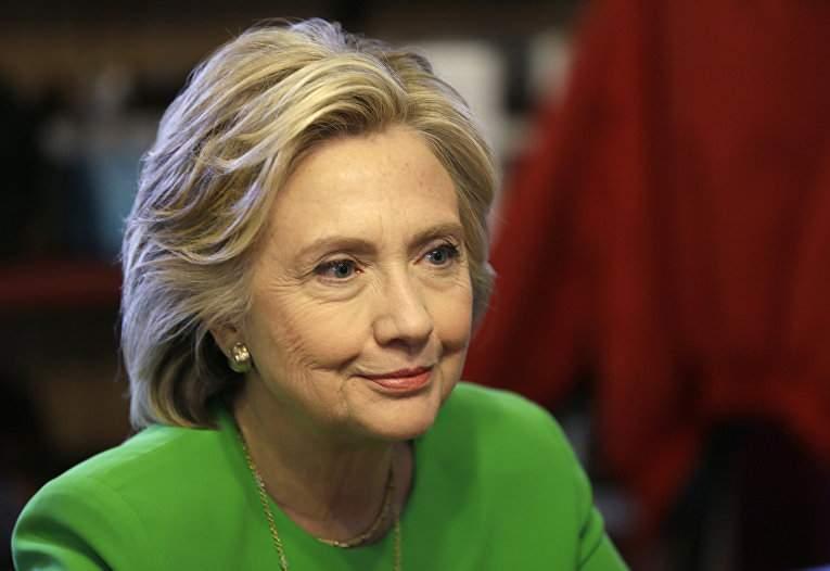 Экс-кандидат в президенты США сравнила себя с героиней