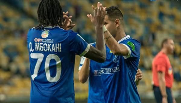 «Динамо» стартовало уверенной победой в ЛЕ и разгромило