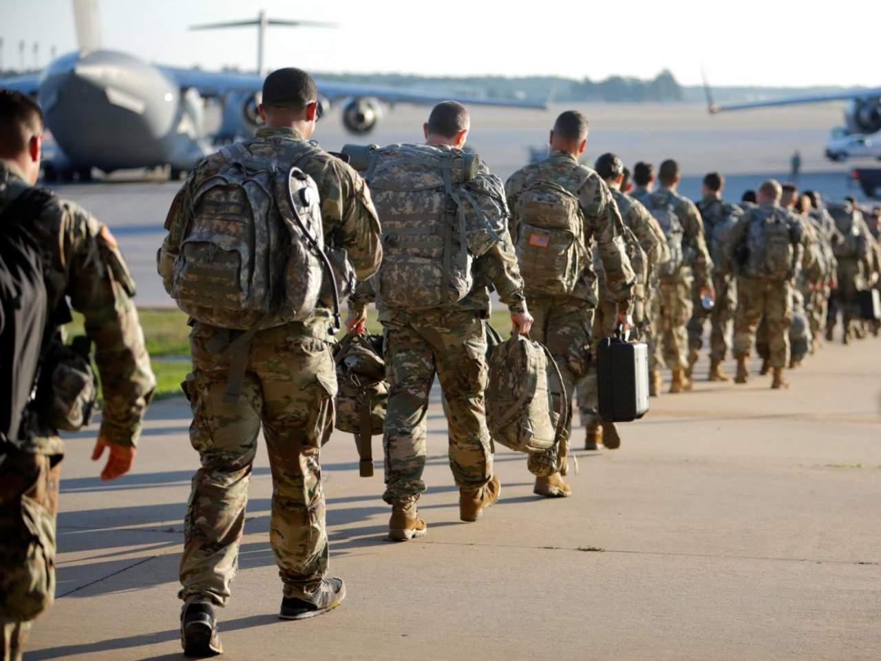 В Северной Каролине на военной базе прогремел взрыв: 15 солдат получили ранения