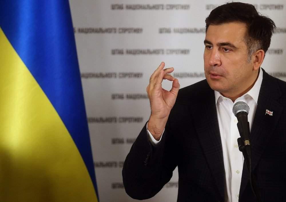 В СБУ жёстко ответили на обвинения Саакашвили