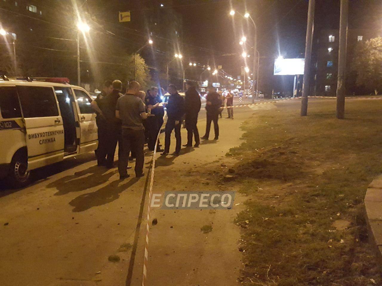 В столице прогремел взрыв: обошлось без пострадавших (фото)