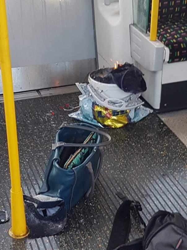 К теракту в лондонской подземке причастна группировка ИГИЛ