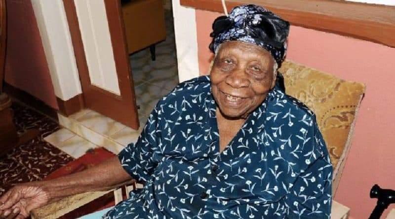 Ушла из жизни 117-летняя долгожительница