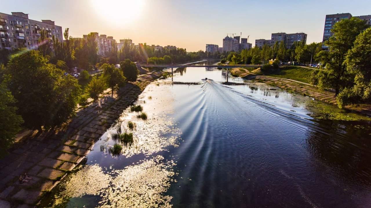 Красота Киева завораживает (Фото)